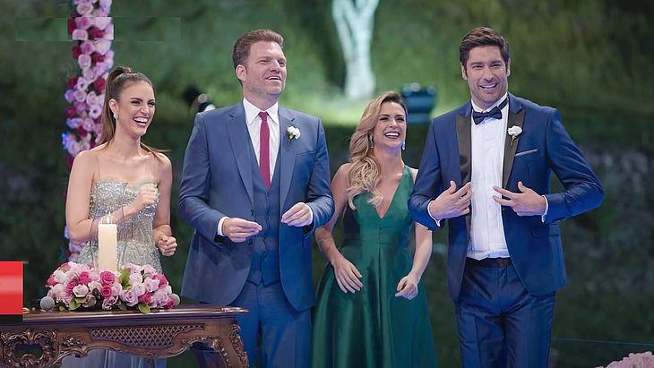 Justiça manda SBT pagar festa de casamento