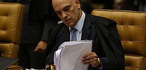 Moraes libera acesso de advogados ao inquérito sobre fake news