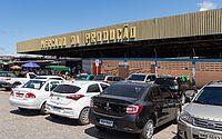 Prefeitura convoca permissionários de 159 boxes fechados no Mercado da Produção