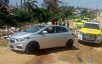Motorista de transporte clandestino foge de abordagem e atira contra policiais em Maceió