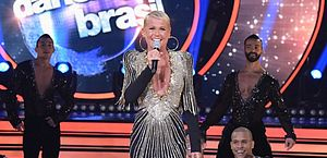 Abertura de nova temporada do Dancing Brasil será gravada por Xuxa em metrô