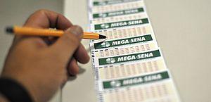Ninguém acerta a Mega-Sena e prêmio acumulado vai para R$ 60 milhões