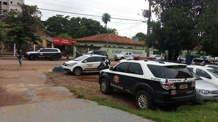 Divulgação/Polícia Civil do MT