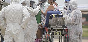 Justiça ordena que União transfira pacientes do AM com falta de oxigênio