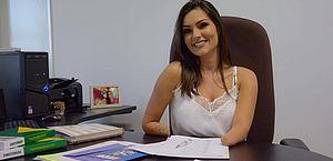Deputada Thaise Guedes