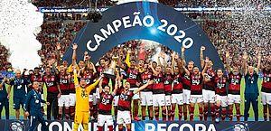 Flamengo vence Recopa Sul-Americana após bater Independiente Del Valle por 3 a 0