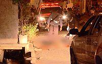 Cabeça de vítima foi esmagada com pedradas