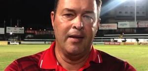 Técnico do CRB, Roberto Fernandes está internado na Santa Casa com Covid