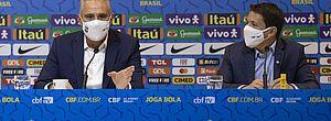 Tite convoca seleção brasileira de futebol para as Eliminatórias