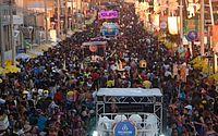 'Furdunço' levou 1,5 milhão de pessoas às ruas, em Salvador
