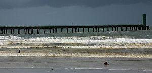 Ventos fortes no Litoral devem causar ressaca no mar de Alagoas