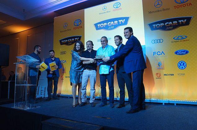 Melhores do Ano: Conheça os vencedores do Prêmio Top Car Tv 2018