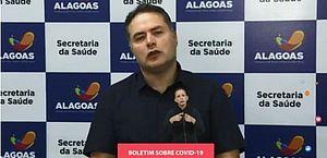 Covid-19: Alagoas tem 14 casos confirmados e 323 em investigação