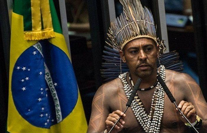 A candidatura do cacique Marquinhos foi indeferida pelo Tribunal Regional Eleitoral (TRE), mas a defesa do candidato já recorreu