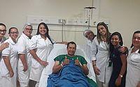 Após descobrir compatibilidade, policial alagoano doa medula óssea a paciente dos EUA
