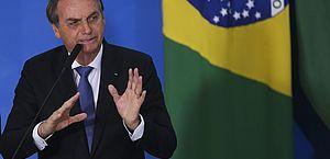 Bolsonaro oficializa desfiliação do PSL
