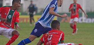 Em Capela, CSA perde por 1 a 0 para o Dimensão na estreia do Alagoano