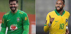 Neymar e Alisson são finalistas do prêmio Fifa The Best; veja lista completa