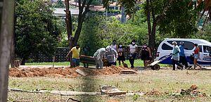 Número de óbitos por Covid-19 supera o de assassinatos no Ceará