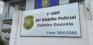 Polícia identifica suspeito de assassinar jovem no último sábado, no Sertão