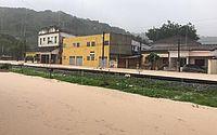 Chuva forte deixa Maceió debaixo d'água no início desta manhã; veja imagens