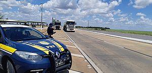 Em operação de fiscalização, PRF registra 390 infrações em rodovias de Alagoas