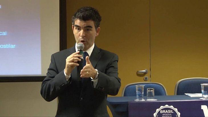 Juiz Fabrício Bittencourt da Cruz.