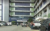 Bebê está internado em hospital de Salvador