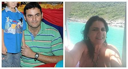 Família passa por momentos de terror no Rio