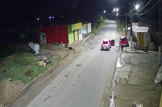 Vídeo: polícia prende três suspeitos de latrocínio em Santa Luzia do Norte