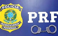 Foragido de Pernambuco é preso pela PRF após tentar fugir a pé