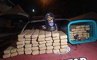 Droga foi encaminhada à Central de Flagrantes, no bairro Pinheiro