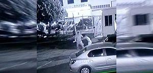 Vídeo: briga entre vizinhos termina com homem morto a facadas no DF