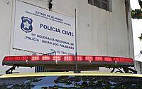 Jovem é preso após ser flagrado com três espingardas e drogas, em União dos Palmares