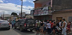 Arapiraca: ex-presidiário é assassinado a tiros em oficina mecânica