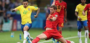Técnico da Bélgica explica o que fez para vencer o Brasil na Copa