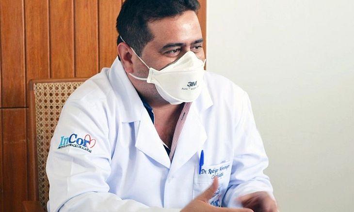 Dr. Rodrigo Montenegro