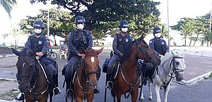 Polícia atende 88 denúncias por descumprimentos no 5º dia do Decreto Emergencial
