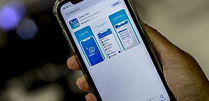 O usuário da conta poderá pedir o crédito Caixa Tem diretamente pelo app