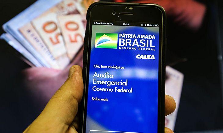 O dinheiro havia sido depositado nas contas poupança digitais da Caixa Econômica Federal em22 de agosto