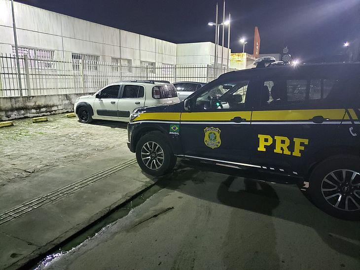 Homem é preso pela PRF