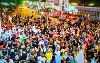 Moradores do Pinheiro, Mutange e Bebedouro protestam em Maceió; veja vídeo