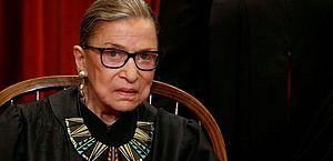 Morre juíza que virou ícone pop e segurou avanço conservador no Supremo dos EUA