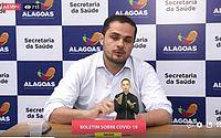 Sesau confirma segunda morte por coronavírus em Alagoas