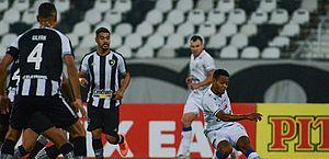 No Rio, CSA perde para o Botafogo em jogo atrasado da 6ª rodada da Série B