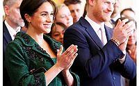 Príncipe Harry divulga foto de seu filho Archie em primeiro Dia dos Pais