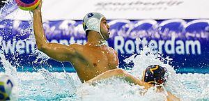 Polo aquático: Brasil cai para Geórgia e está fora da Olimpíada