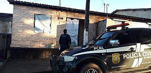 Suspeito morre após trocar tiros com policiais durante operação em Boca da Mata