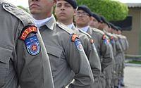Governador autoriza convocação da reserva técnica da Polícia Militar de 2006