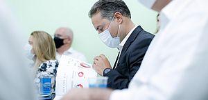 Governador e secretário de Saúde anunciam novos leitos em Arapiraca
